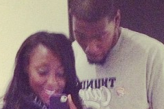 Love & Basketball: Is Kevin Durant Dating WNBA Lynx Star Monica Wright?