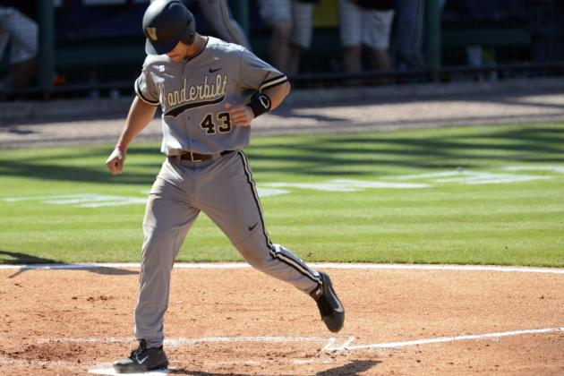 SEC Baseball Tournament 2013 Scores: Final Four Results, Highlights and Analysis