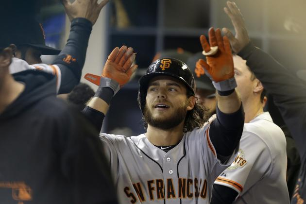 Crawford: 'A Typical Giants Win, I Guess'