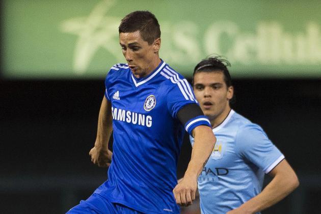 Fiorentina Targeting Chelsea Strike Torres