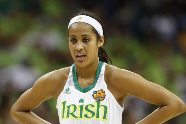 Breaking Down Skylar Diggins' WNBA Debut