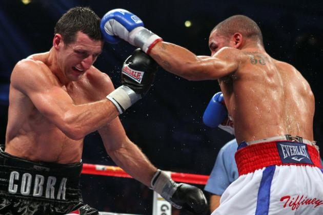 Blueprint to Make an Andre Ward vs. Carl Froch Rematch