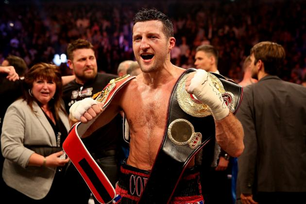 Mikkel Kessler vs Carl Froch Results: Cobra Still Second to Andre Ward After Win