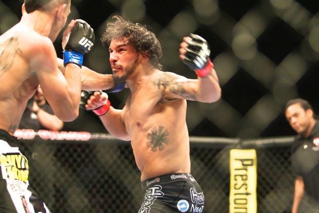 UFC 160: What We Learned from Dennis Bermudez vs. Max Holloway