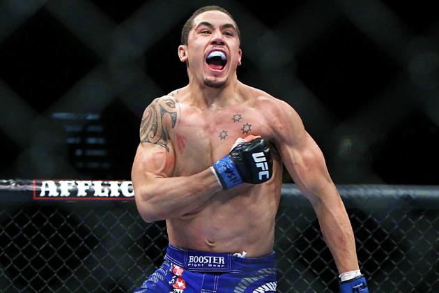 UFC 160: What We Learned from Colton Smith vs. Robert Whittaker