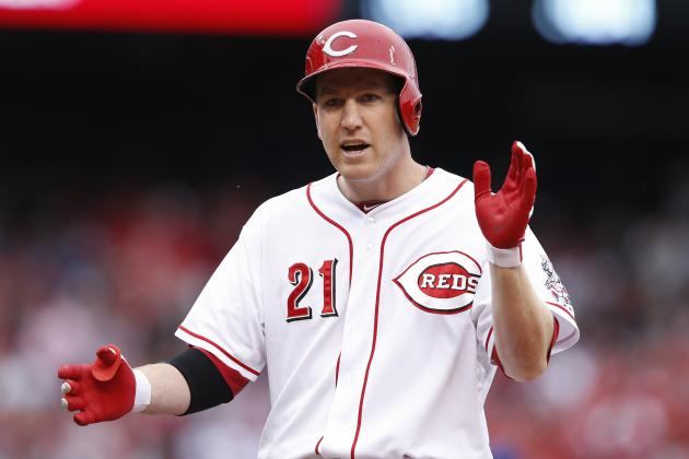 Reds Rally Past Cubs 5-2