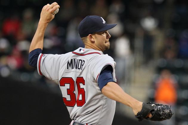 Minor Pitches, Powers Red-Hot Braves Past Mets