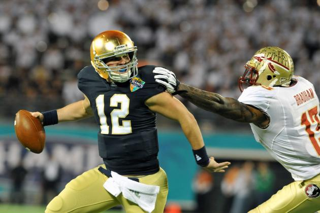 Andrew Hendrix Must Get Chance to Start with Everett Golson's Reported Departure