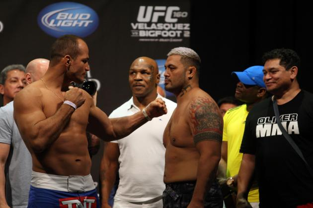 UFC 160 Results: What We Learned from Junior Dos Santos vs. Mark Hunt
