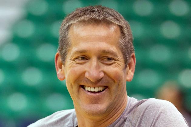 Report: Jeff Hornacek Frontrunner for Suns' Coach