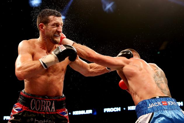 Mikkel Kessler vs. Carl Froch: Andre Ward Should Be Next for the Cobra After Win
