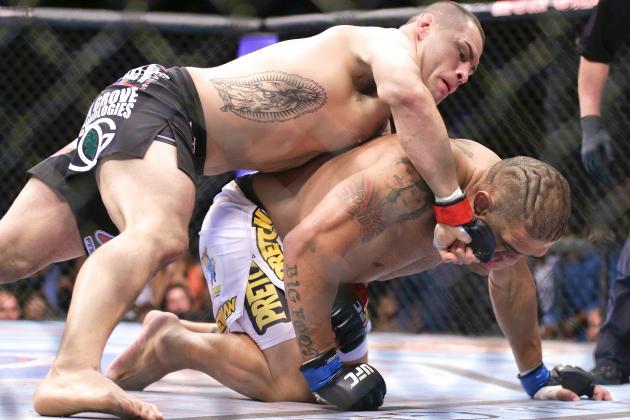 UFC 160 Results: Cain Velasquez Defeats Antonio Silva