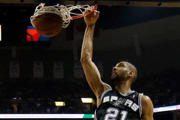 Spurs, Duncan finish super-strong