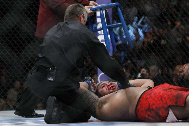 UFC 160 Results: What Went Wrong for Mark Hunt?