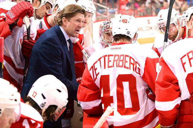 Red Wings vs. Blackhawks: How Mike Babcock Can Get Detroit to Bounce Back