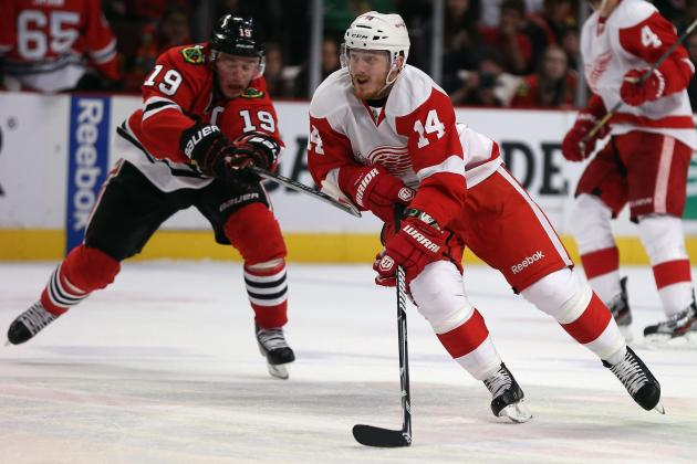 NHL Playoffs 2013: Should Detroit Red Wings Fans Be Worried After Game 5?