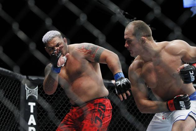 UFC 160: Why Hunt vs. Dos Santos Was the Best Match in UFC Heavyweight History