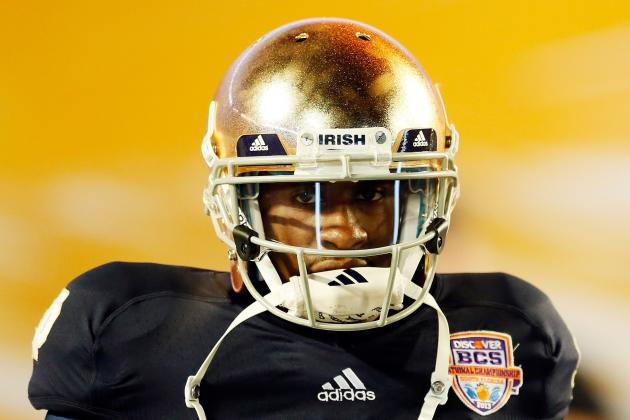 Everett Golson's Departure from Notre Dame Ends National Title Hopes