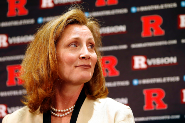 New Rutgers AD Accused of Abusive Past