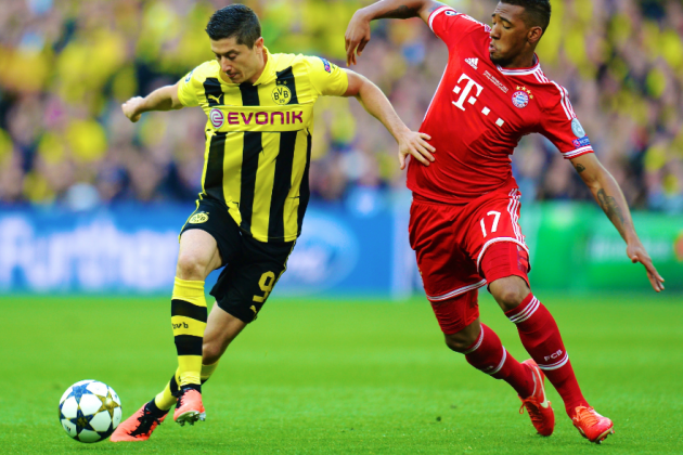 Borussia Dortmund Striker Robert Lewandowski on Verge of Bayern Move