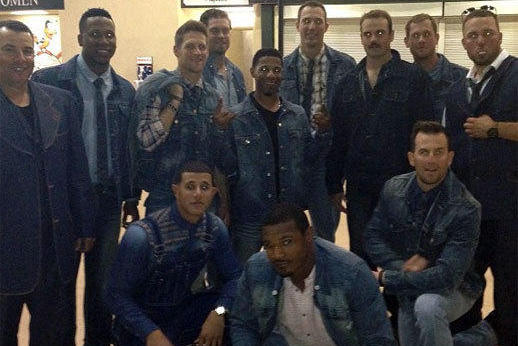 Baltimore Orioles Wear 'Canadian Tuxedos' on Their Road Trip