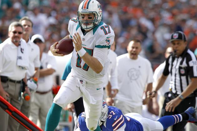 2013 Fantasy Football Profile and Projection: Dolphins QB Ryan Tannehill