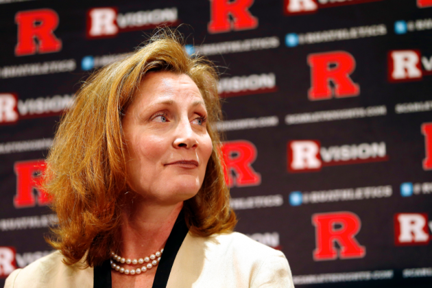 Rutgers Athletic Director Julie Hermann Faces Allegations of Past Player Abuse