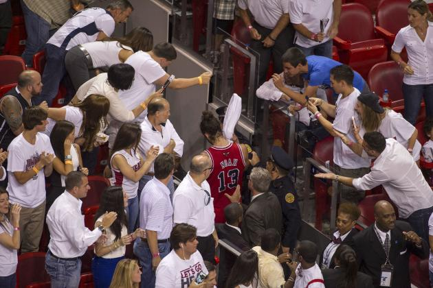Pacers Radio Announcer Calls Heat Fans 'Losers,' Says Miami Doesn't Deserve Team