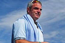 Ryder Cup Captain Paul McGinley Supports Sergio Garcia
