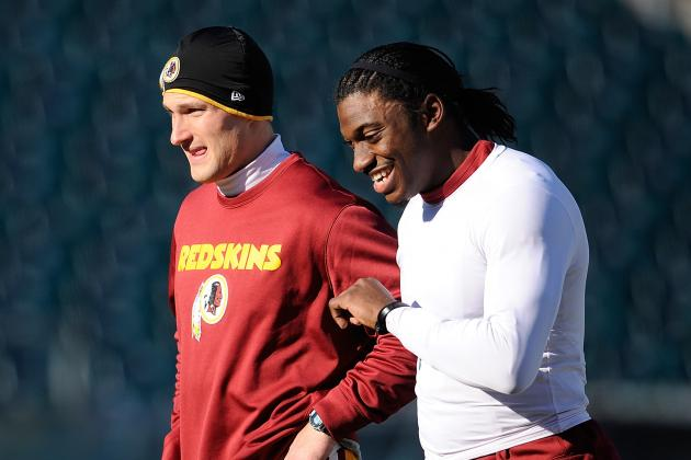 Ex-Spartans QB Kirk Cousins Relishes 'Starting' Role as RGIII Heals