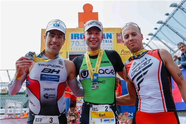 Ironman St. Polten 2013 Results: Men's and Women's Top Finishers