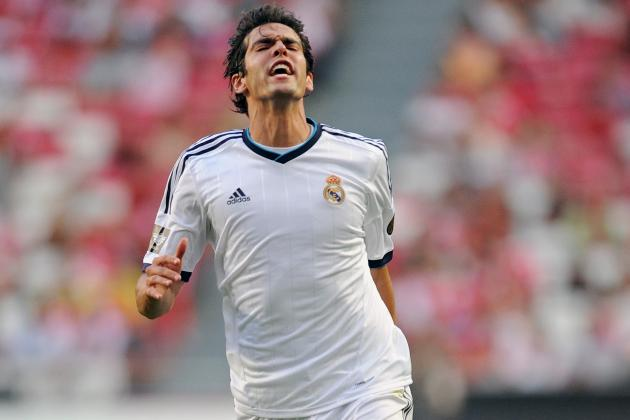 How Real Madrid's Kaka Went from World Beater to Bench Warmer
