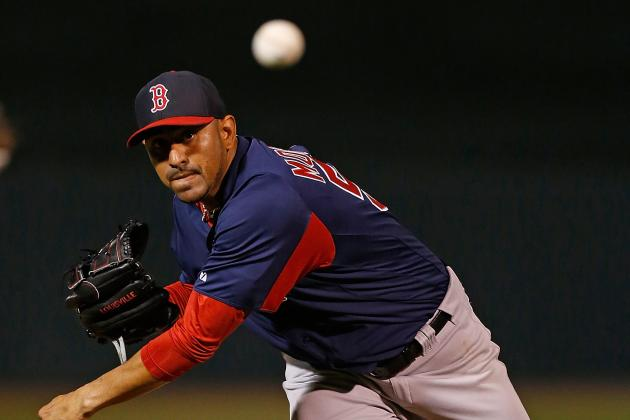 Red Sox Likely to Activate Franklin Morales off DL on Tuesday
