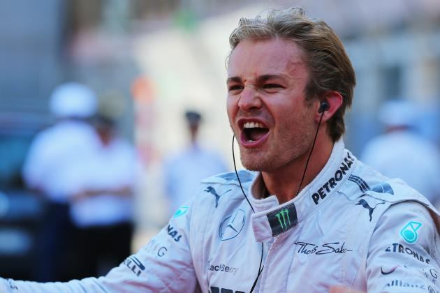 Rosberg Praises Mercedes Tire Management After Special Victory