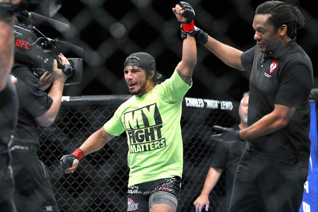 The Good, Bad and Strange from UFC 160