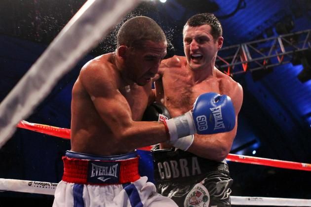 Carl Froch Can't Beat Andre Ward, but Boxing Still Needs a Rematch