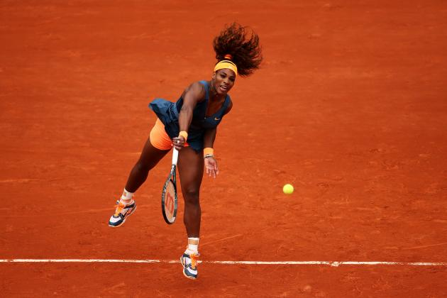 French Open: The Only Person Who Can Stop Serena Williams Is Serena Williams