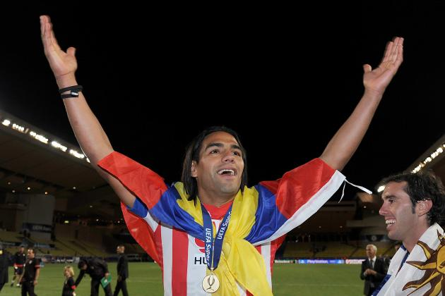 Atletico Striker Falcao Set for Medical at Monaco Ahead of £50m Transfer