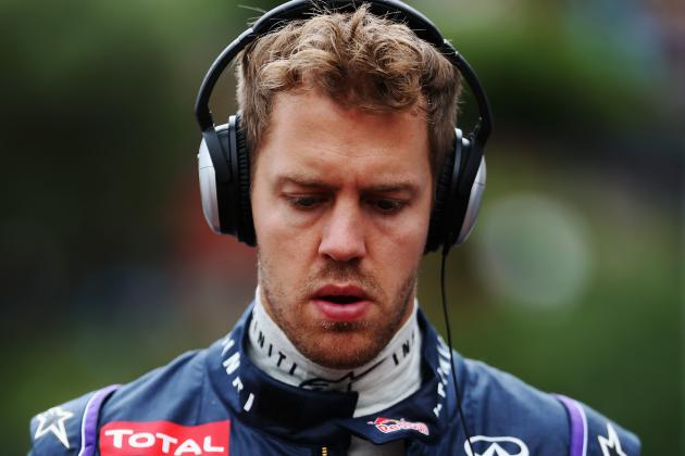Vettel Pleased to Have Extended Championship Lead