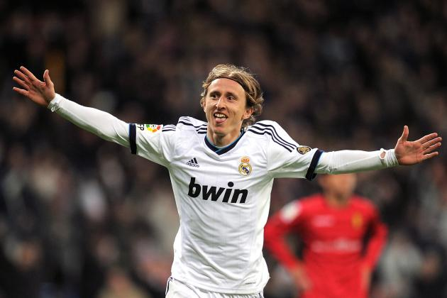 Luka Modric Would Revamp Career If Transferred to Chelsea