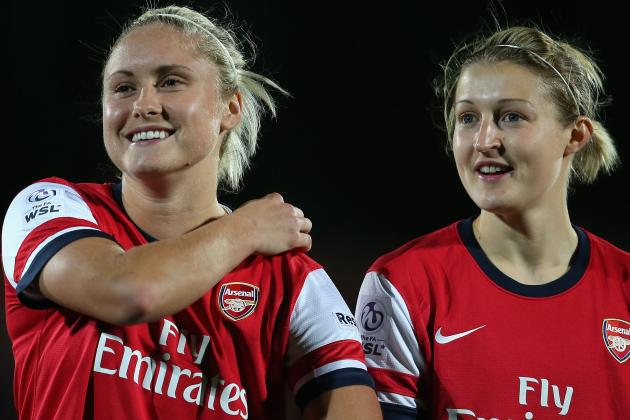 Ladies: Bristol Academy 0-3 Arsenal