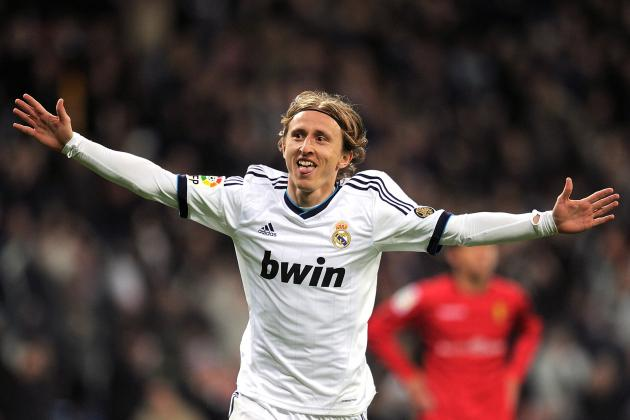 Manchester United Transfer Rumours: Reds Need to Acquire Luka Modric