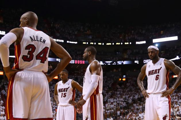 Miami Heat a Team out of Focus