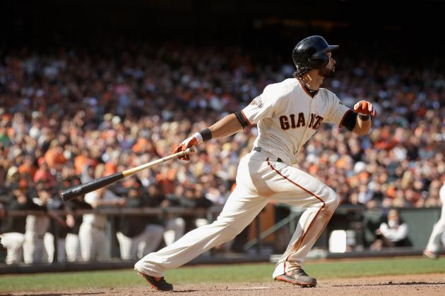 Angel Pagan out of Lineup vs. Rockies