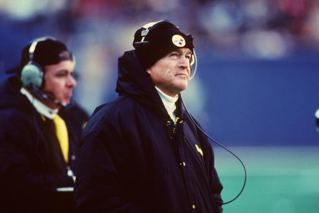 Chuck Noll: Gillman Lieutenant Became Legend