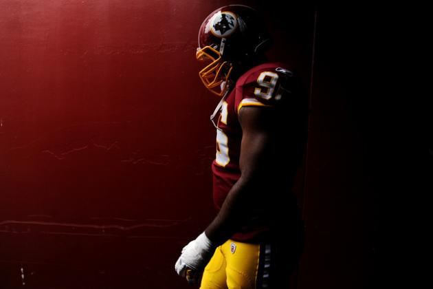 Redskins' Roster Review: Breaking Down Washington's Defensive Line
