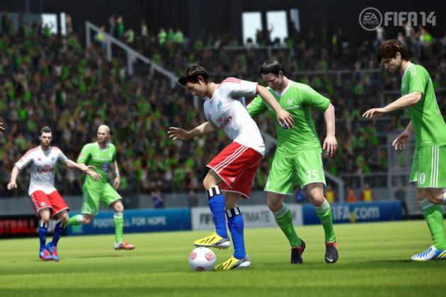 FIFA 14's New Features Improve Gameplay for Users