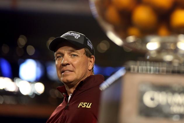 FSU's Fisher Discusses Team, the ACC and More