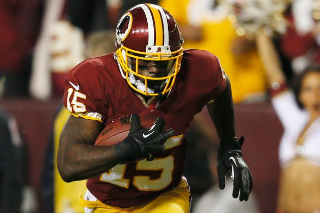 Redskins WR Josh Morgan Returns to Full Health