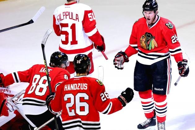 Detroit Red Wings vs. Chicago Blackhawks: Do 'Hawks Have Their Swagger Back?